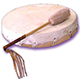 picture of native american frame drum